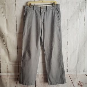 Grey mens relax fit banana republic 32/30 pant